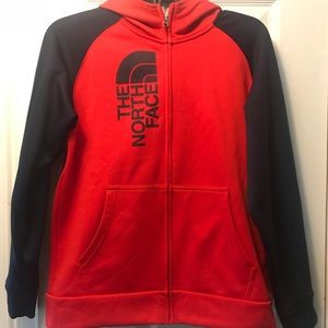 Two North Face Hoodies!